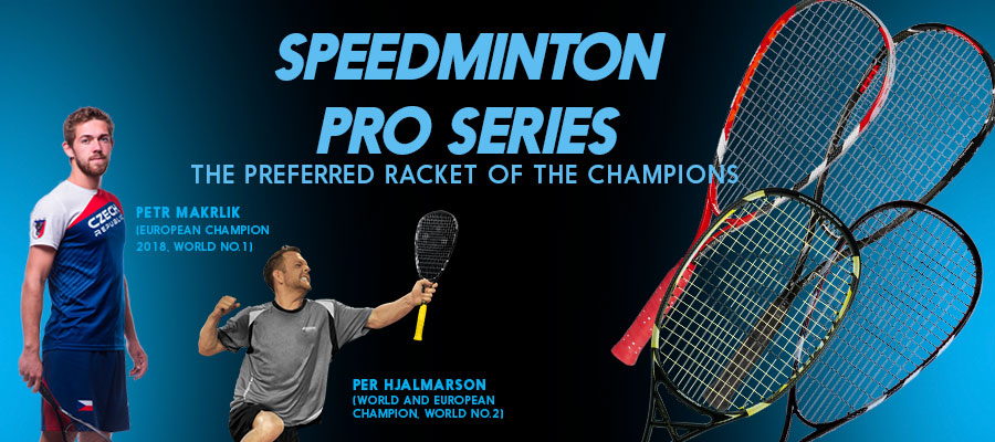 Speedminton Advert